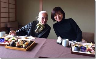 with bando-san
